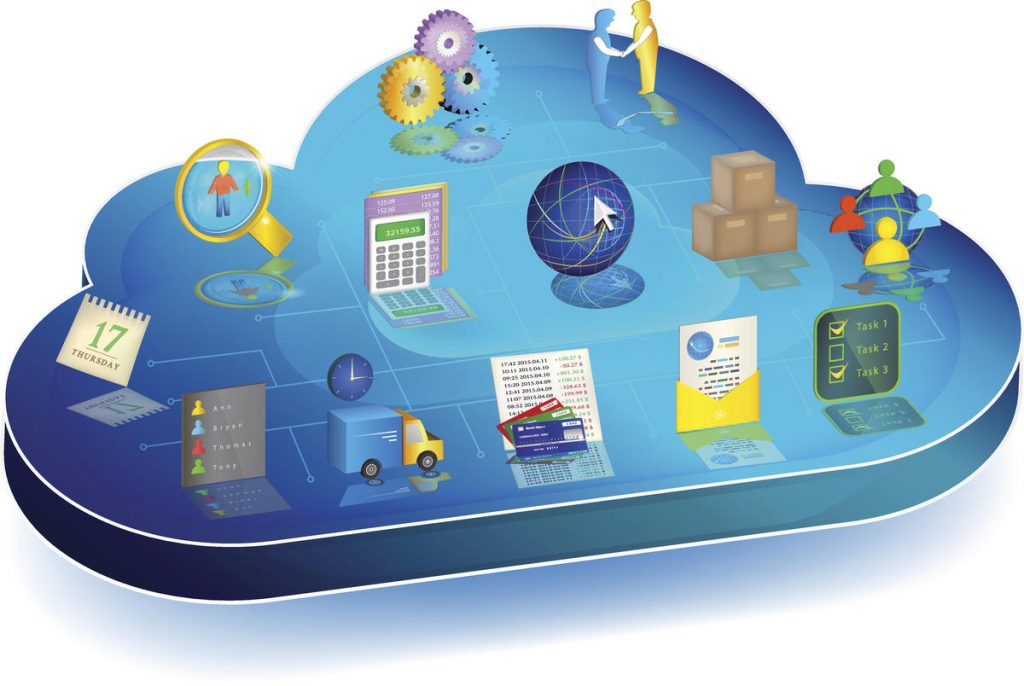 sme cloud software