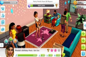 Sims 4 Mobile APK