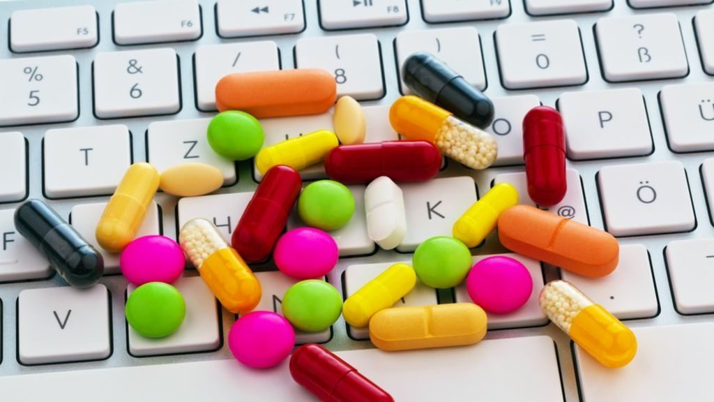 Purchasing drugs online