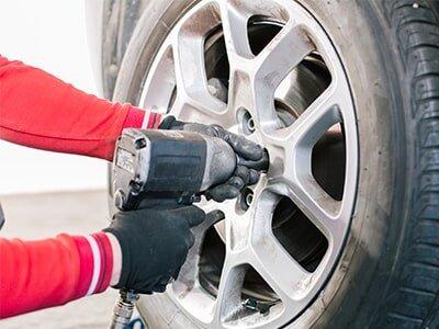 Tires financing