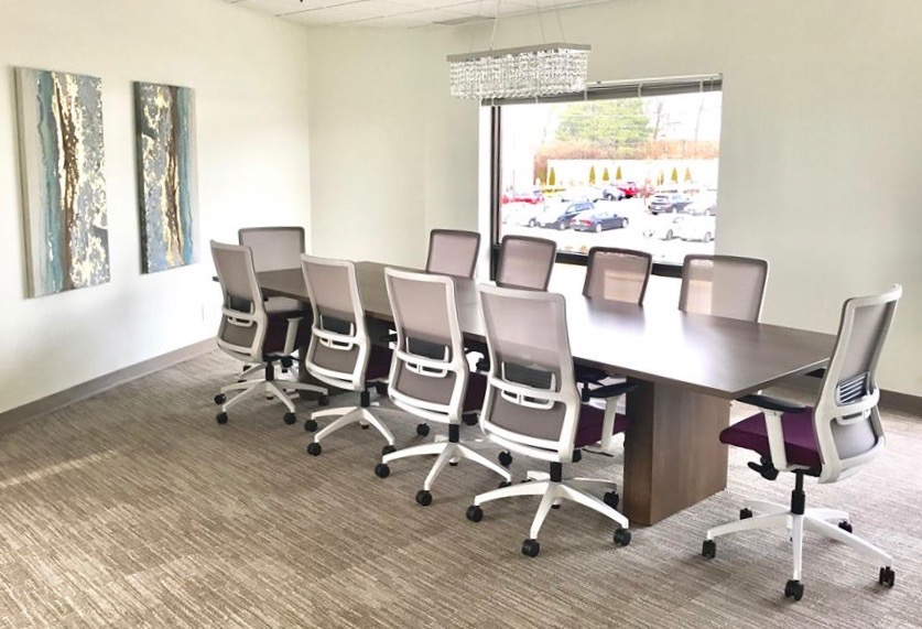 Glossary of types of getting the rent training room