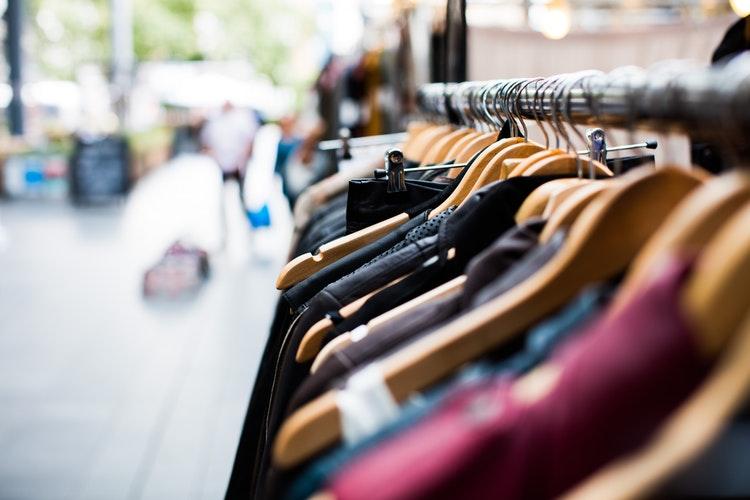 web clothing shop
